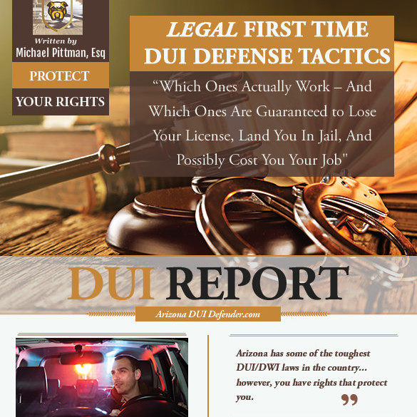 DUI Free Report