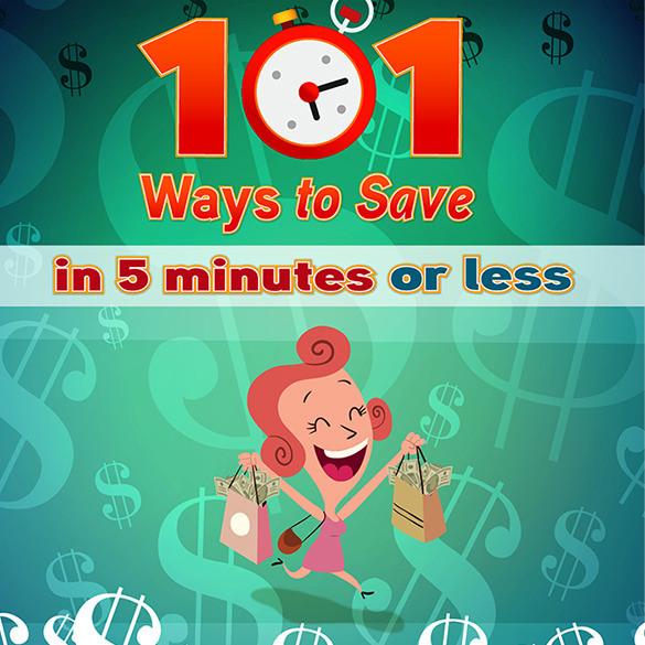 101 Ways to Save